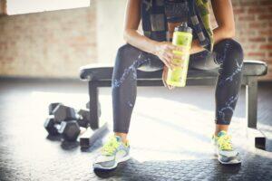 Специальные кроссовки для фитнеса