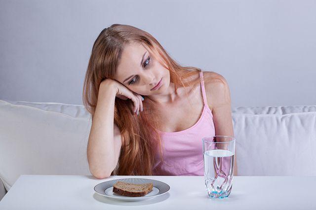 Как перебороть аппетит